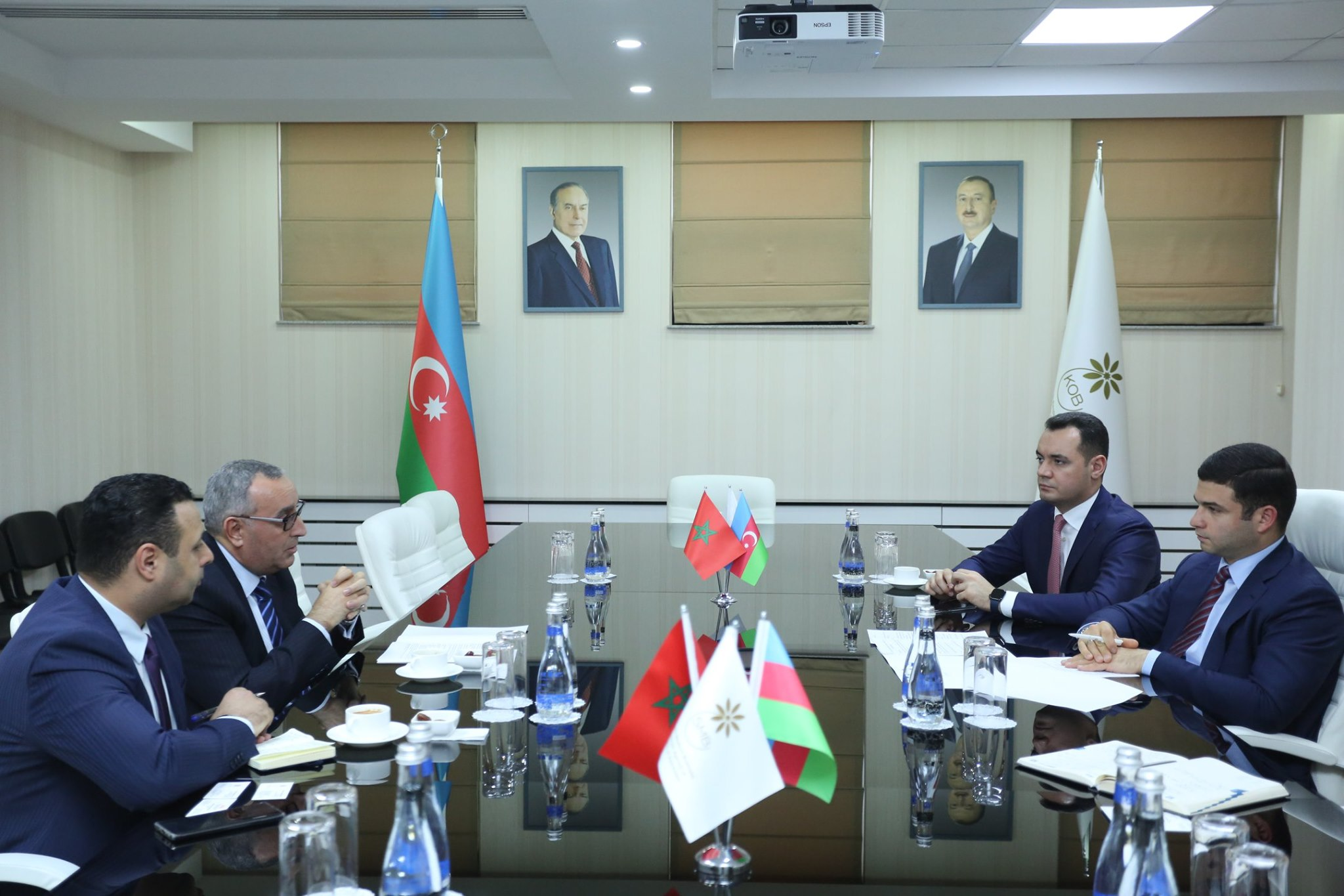 Morocco is interested to partner with our country in the field of SMB