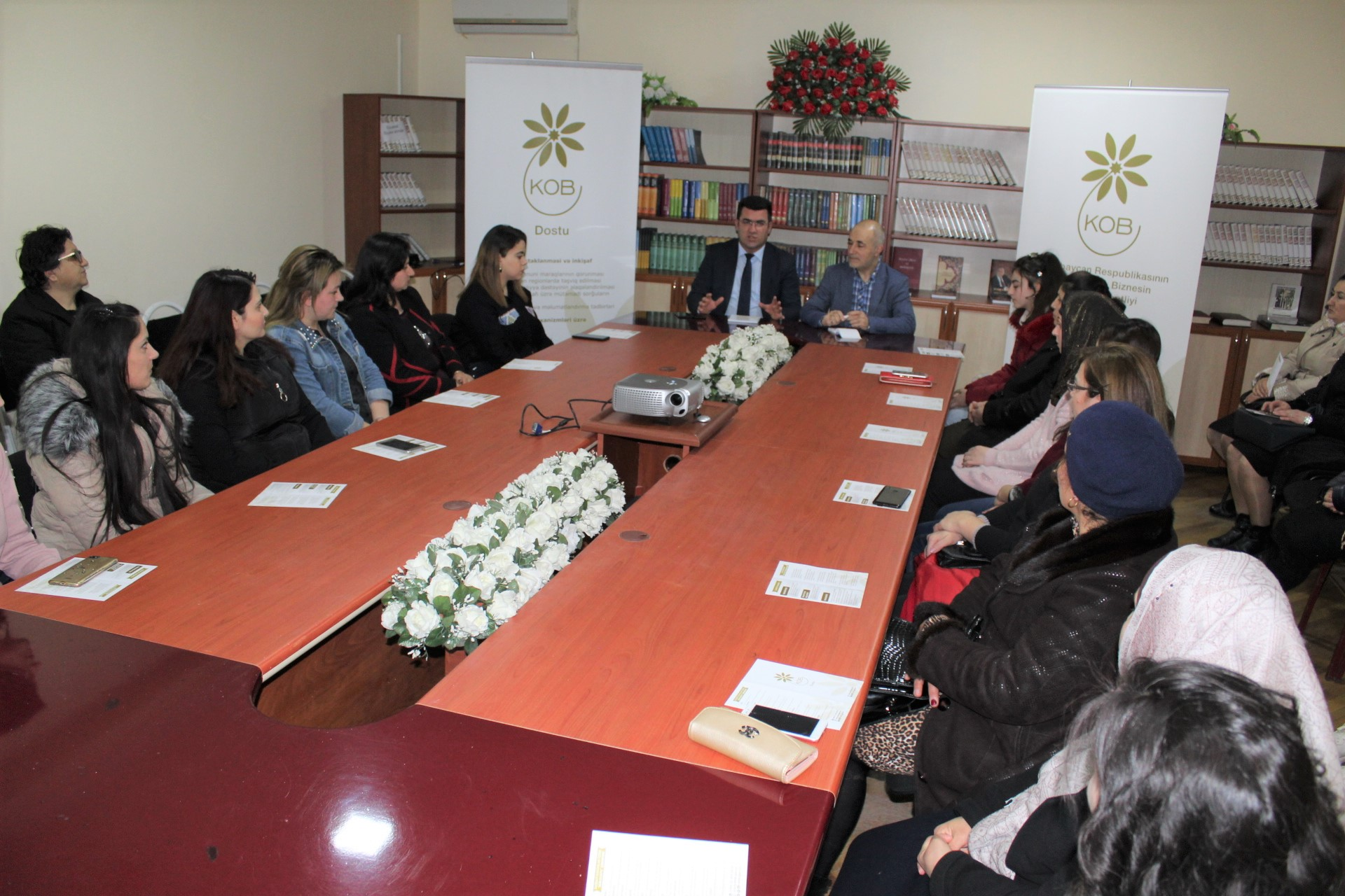 Further Support by SMBDA to support entrepreneurial activity among women