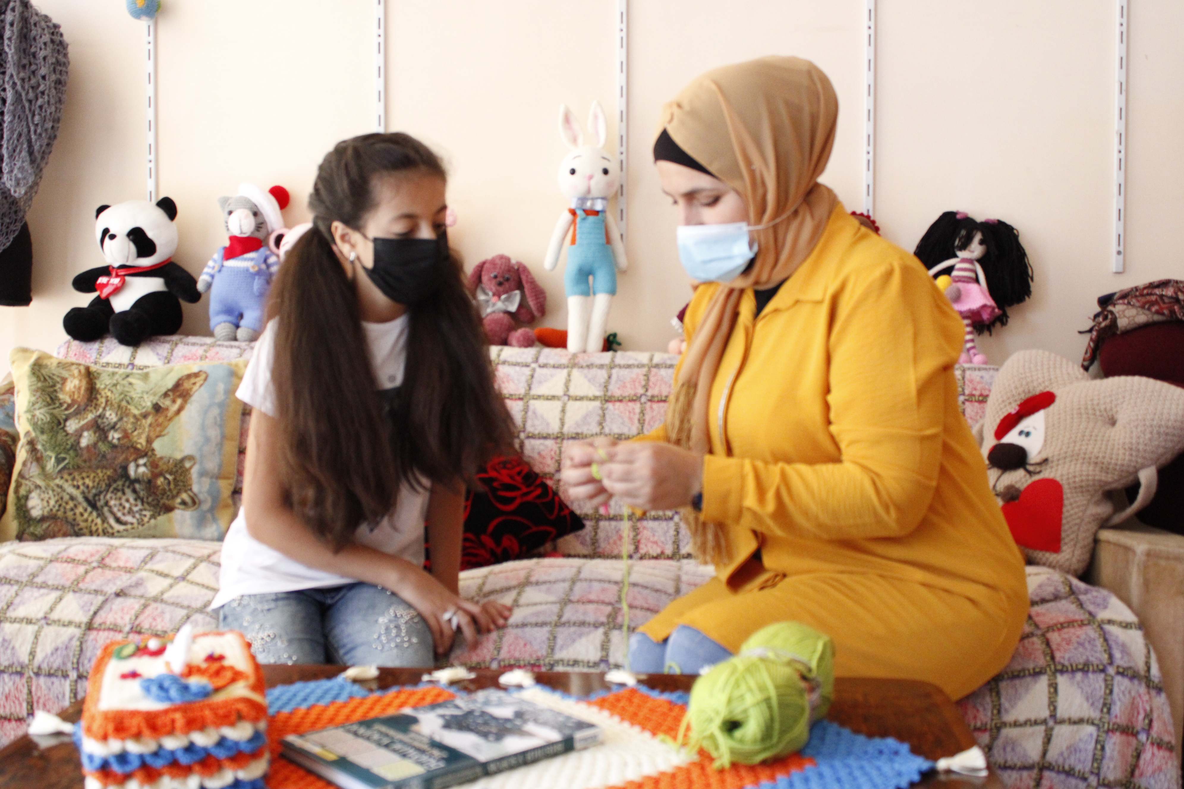 Female entrepreneurs received support in implementation of business ideas