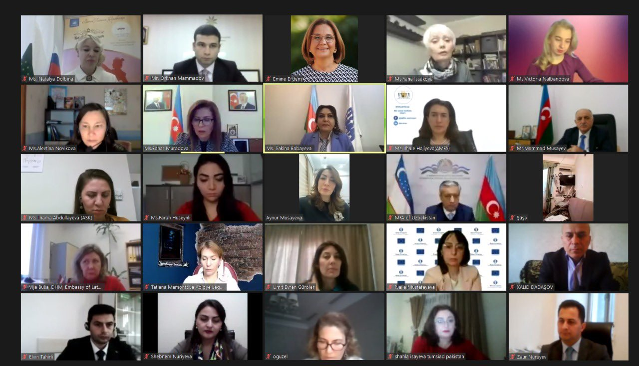 АРМСБ приняла участие в онлайн-форуме по женскому предпринимательству