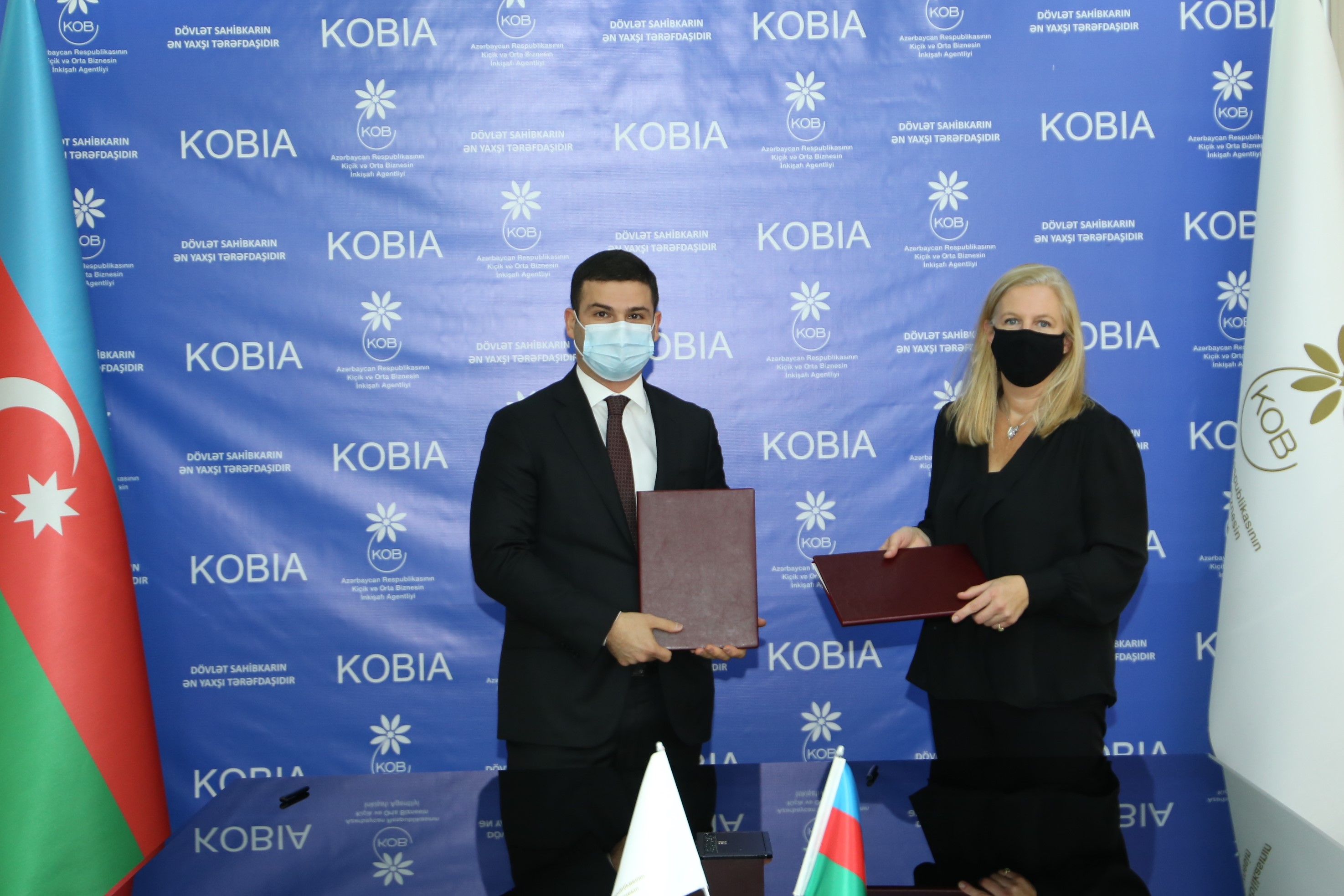 SMBDA will cooperate with UAFA to support the development of women entrepreneurship in the country