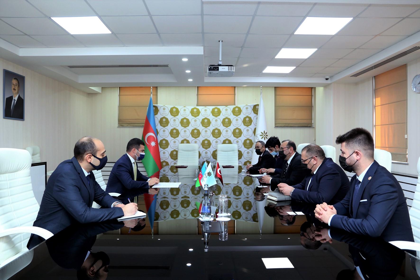 KOBİA və TÜMKİAD arasında anlaşma memorandumu imzalanıb