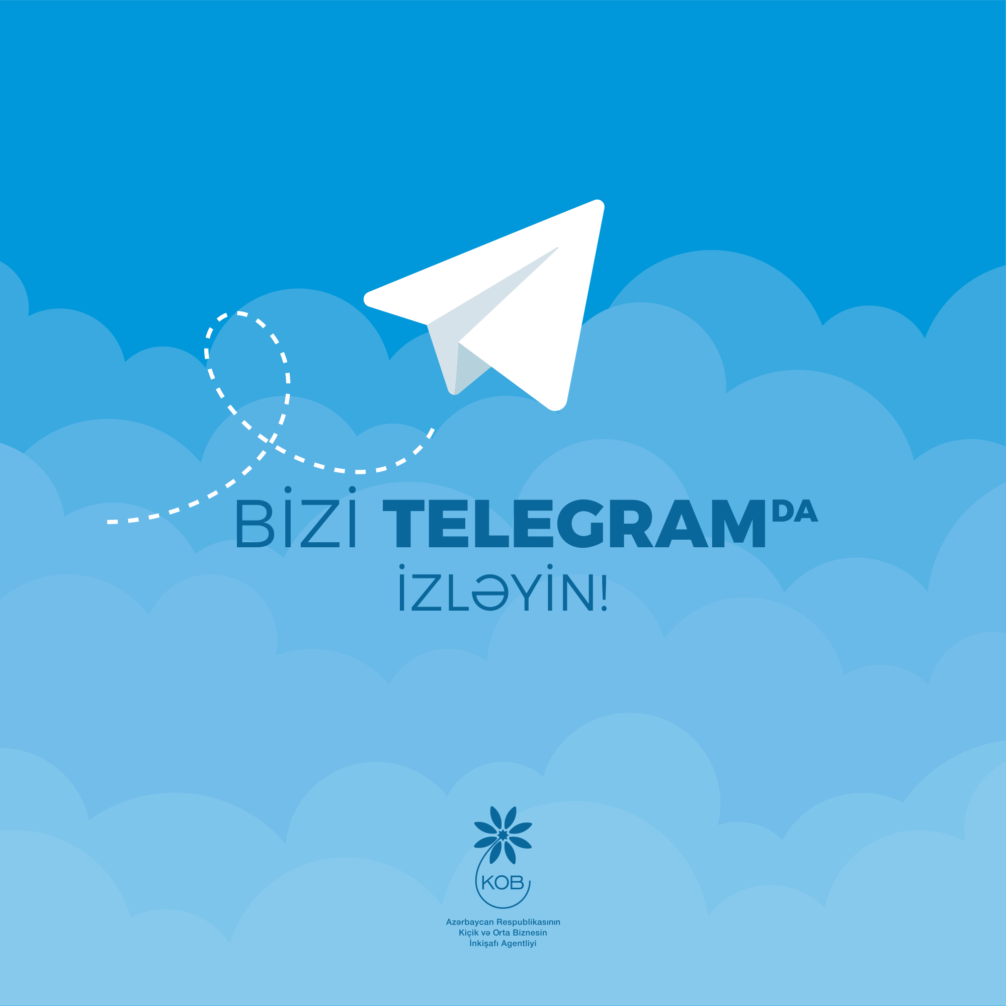 """The SMBDA """"Telegram"""" channel has been launched"""