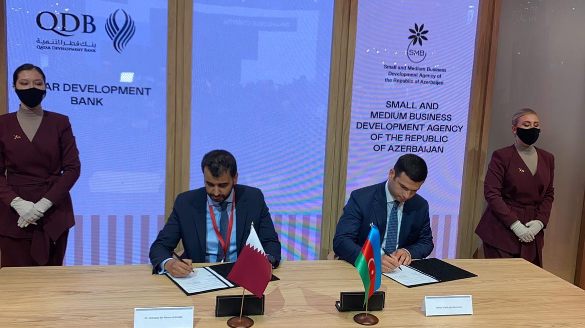 SMBDA has signed two documents during the forum