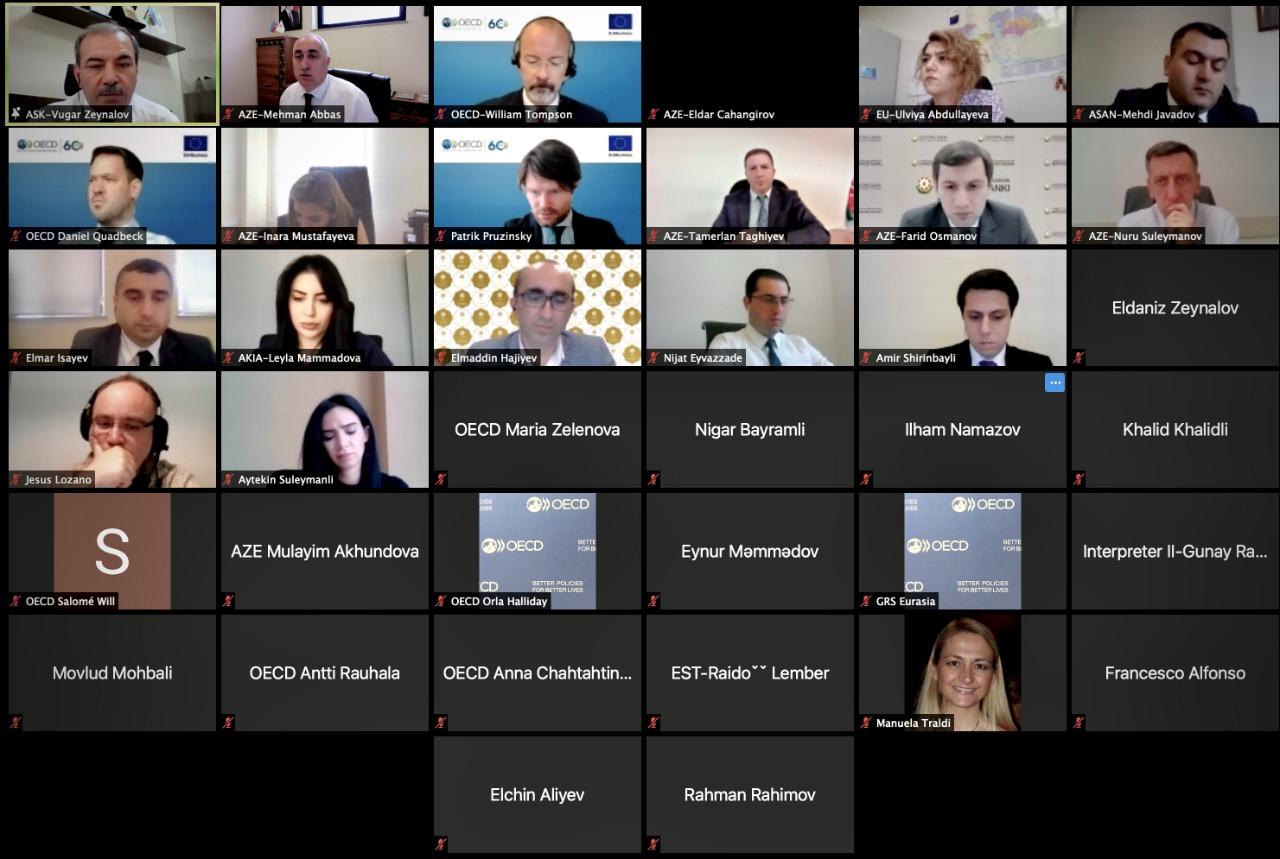 Проведены обсуждения в сфере цифровизации МСБ