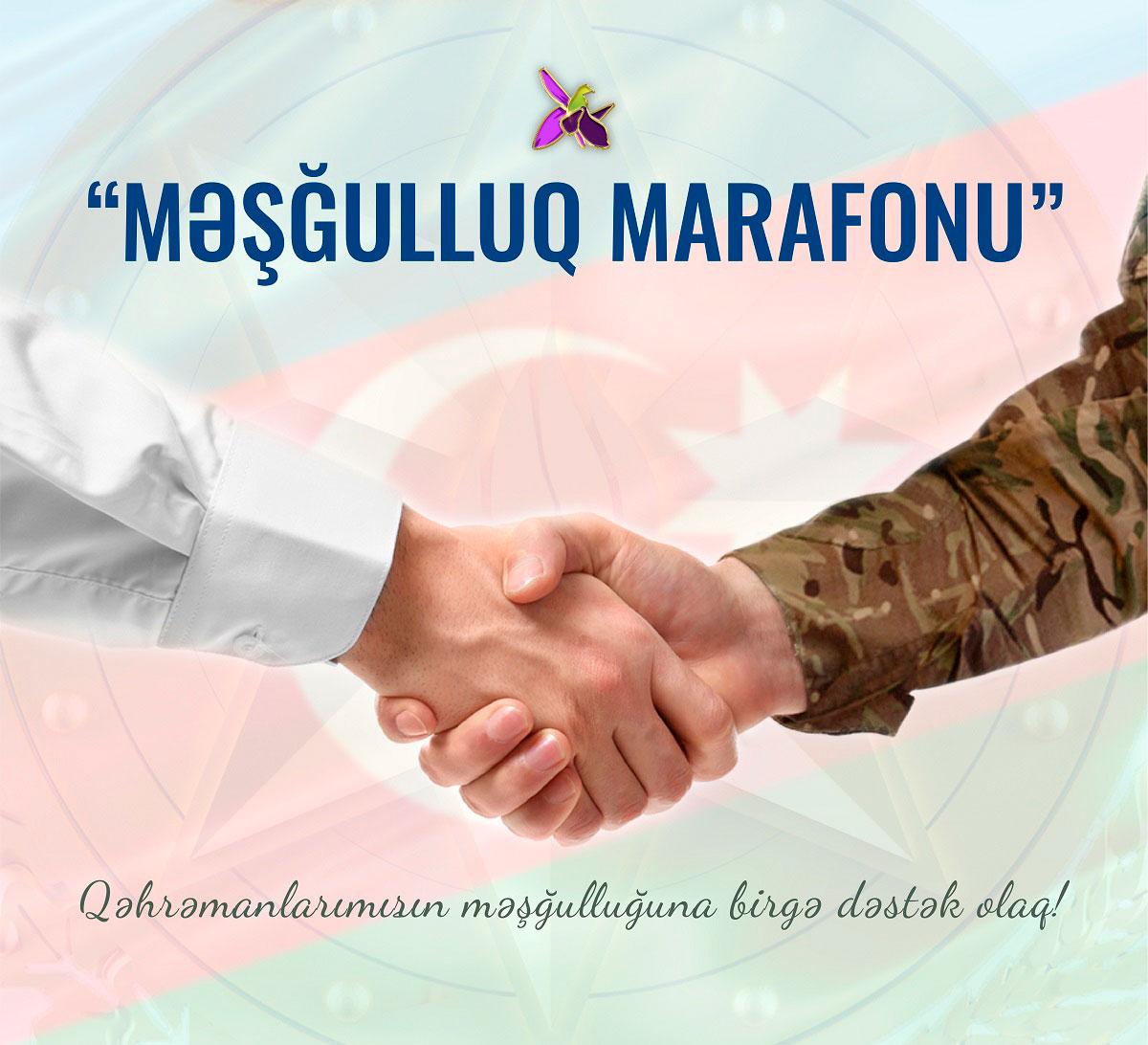 Məşğulluq marafonu