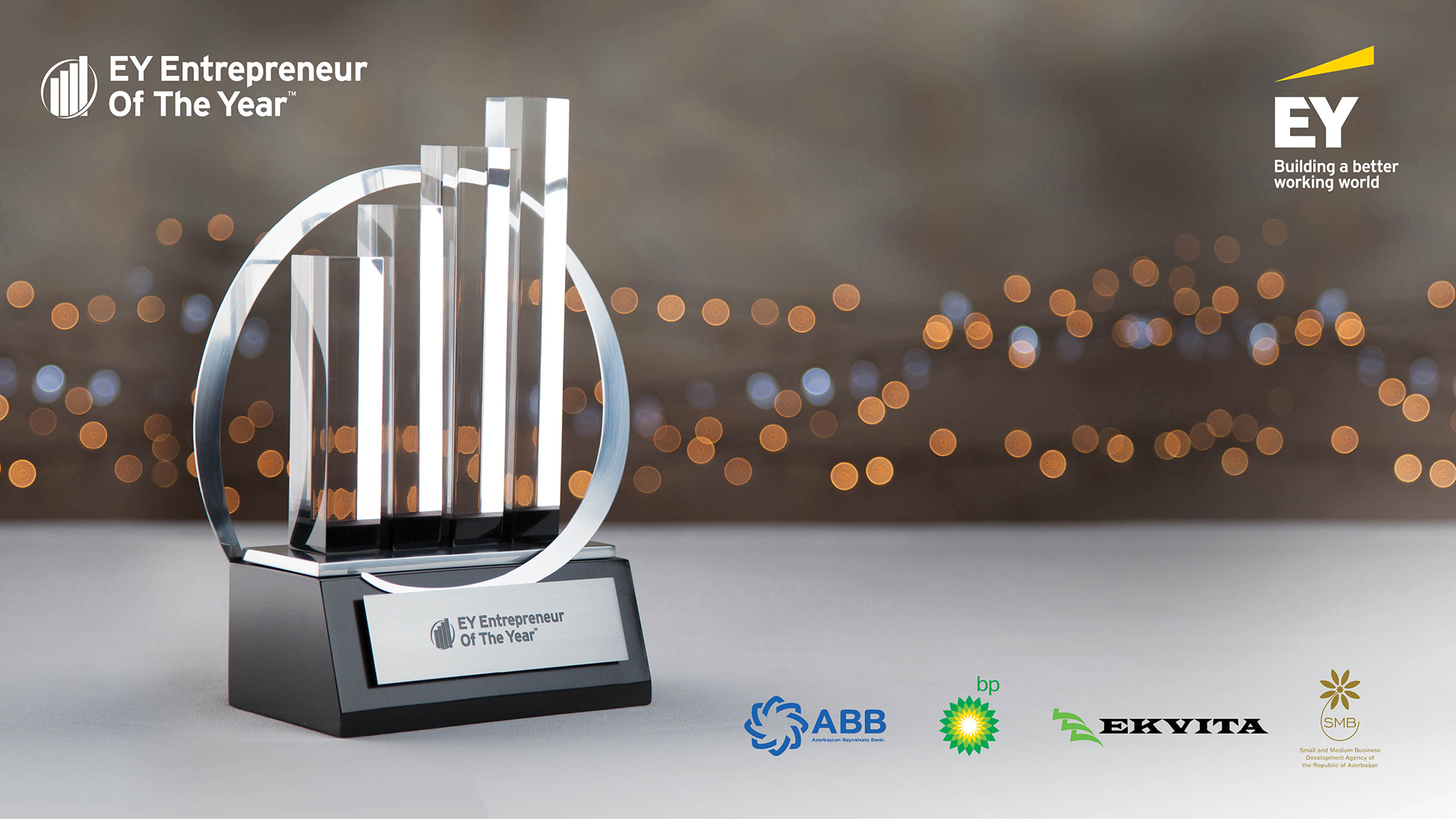 EY Azerbaijan officially announces the start of the 'EY Entrepreneur Of The Year' 2021-2022 competition