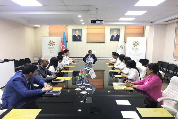 Состоялось заседание Совета волонтеров АРМСБ