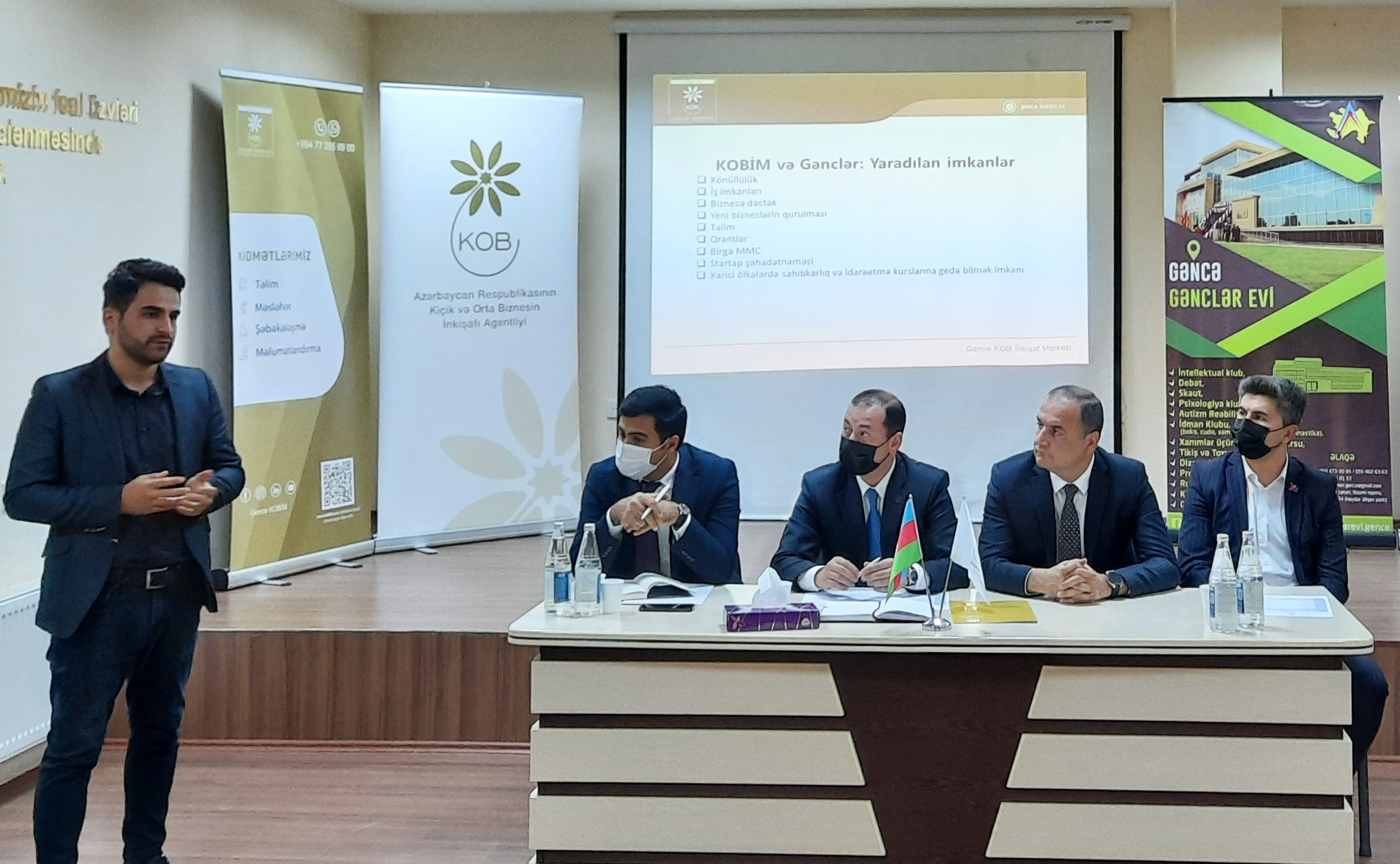 Promoting entrepreneurship among youth continues