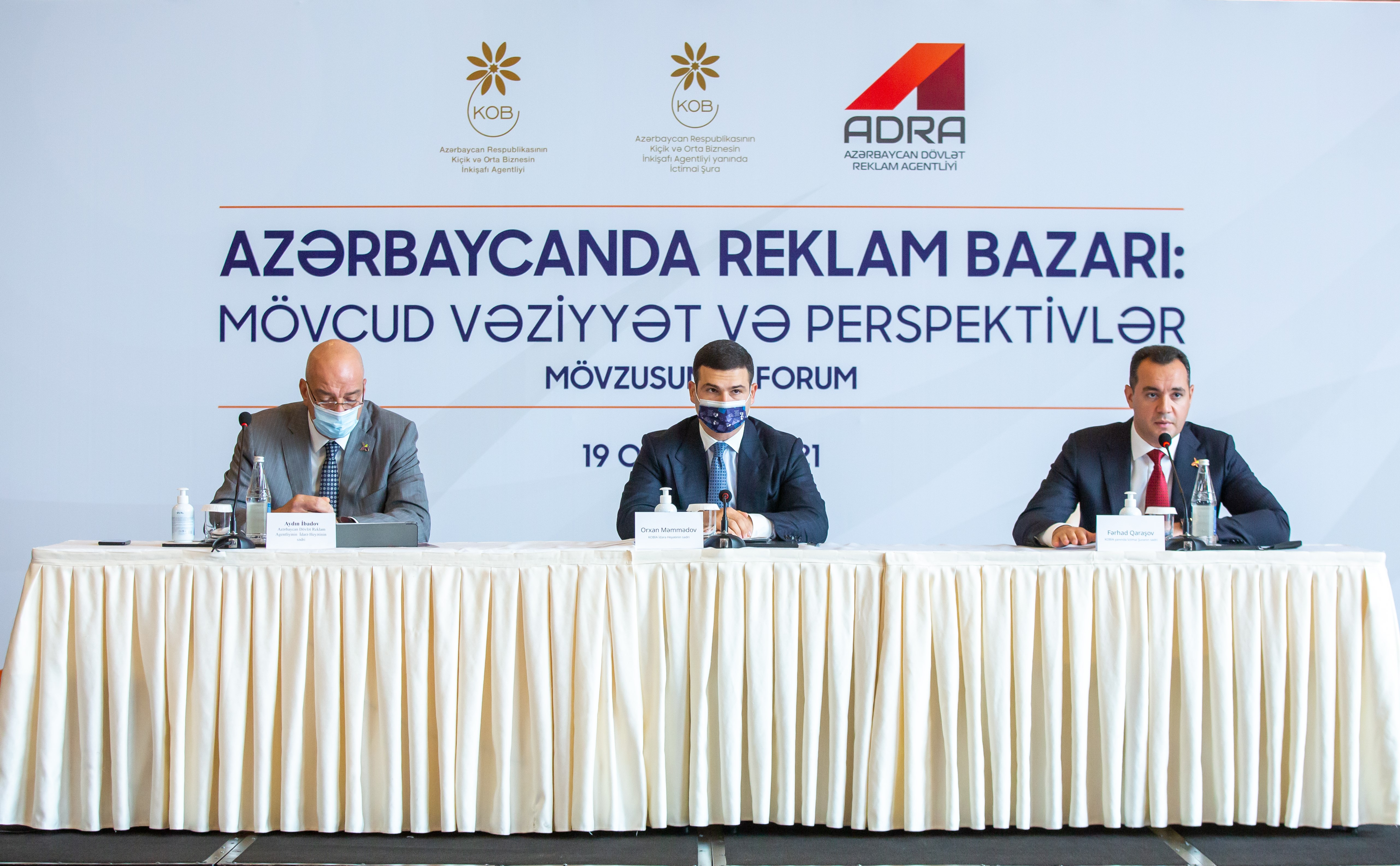 The current situation in the Azerbaijani advertising market discussed