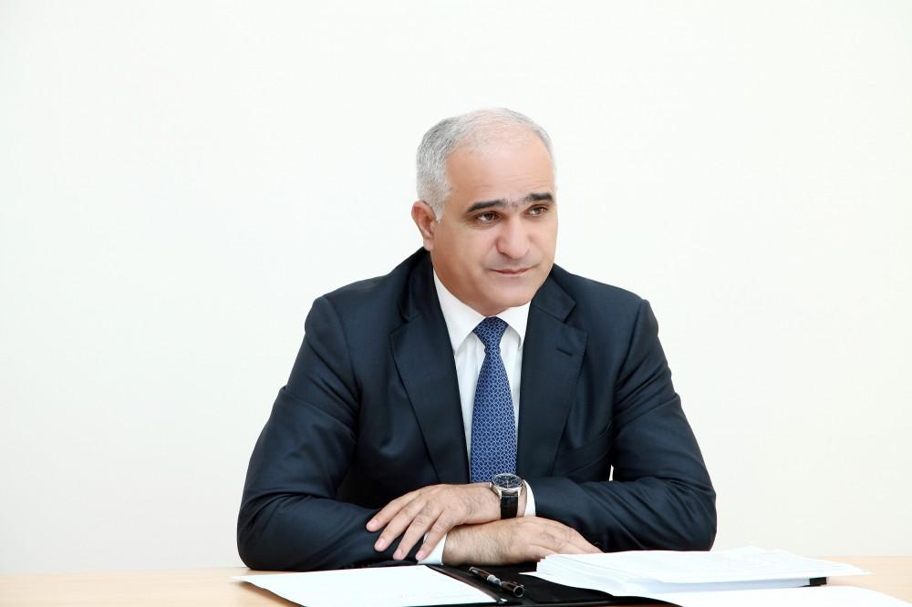 Şahin Mustafayev: Yeni Agentlik kiçik və orta sahibkarlığın inkişafında mühüm rol oynayacaq